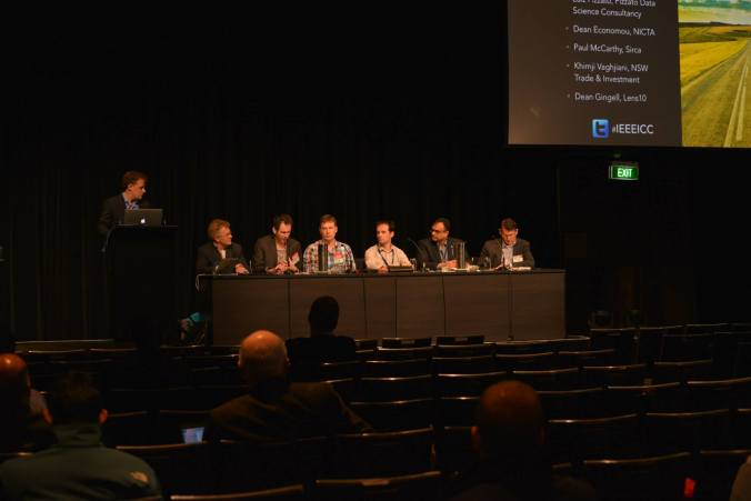 IEEE ICC Panel